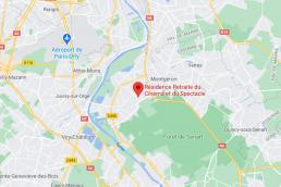 Vigneux sur seine Maison de retraitre Réhabilitation