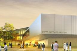 Lycée Jacques Prévert