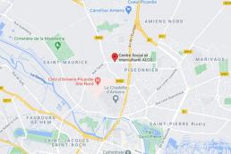 Amiens Relocalisation du centre social et interculturel Alco