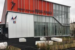 Zac Ampère groupe scolaire Rosa parks