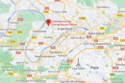 Cormeilles en Parisis Crematorium