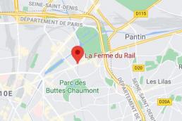Paris 19 La ferme du rail