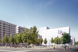 Lyon ilot b2 zac confluence