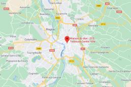 Toulouse La maison du don