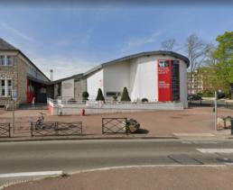 Verneuil Salle Maurice Béjart