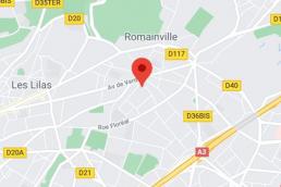 Romainville Tour Maraichère
