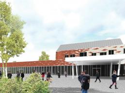 Extension et réhabilitation d'une école