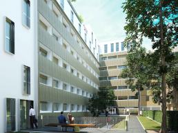 Extension et surélévation de logements