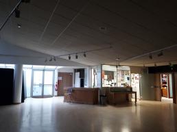 Rénovation salle de spectacle