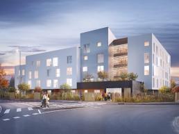 Construction résidence sociale