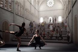 Salle de danse - Le cèdre bleu